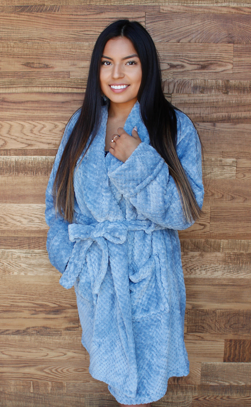 Luxury Jacquard Robe