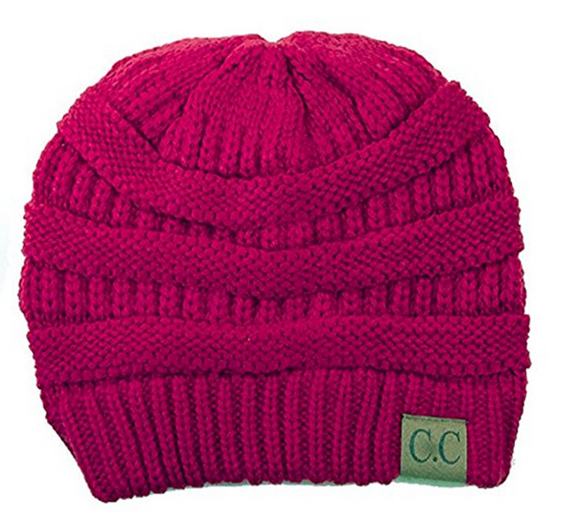 Original CC Beanie Hat - Solid Colors