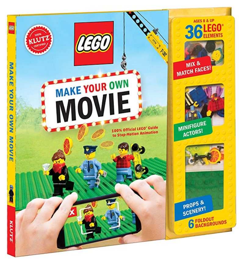 LEGO Make your own Movie Set