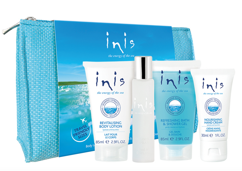 Inis the Energy of the Sea Fragrance Voyager Gift Set