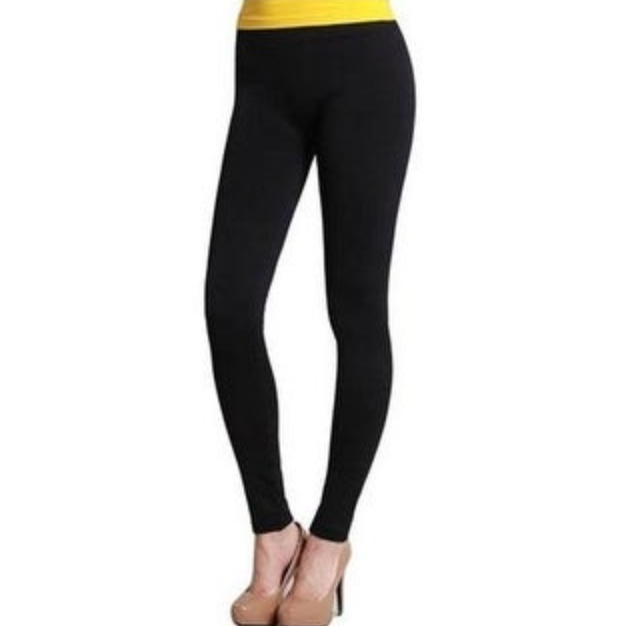 Mirabeau Seamless Leggings - Black