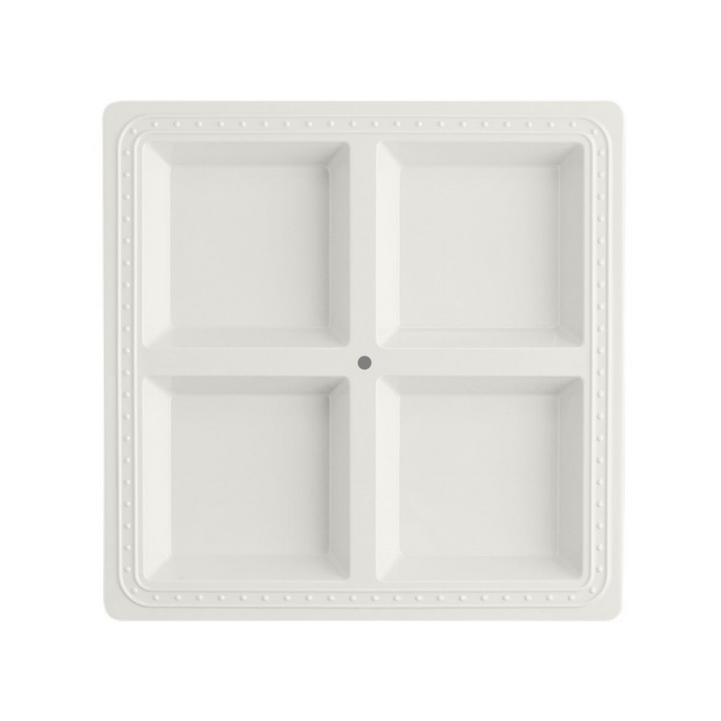 Nora Fleming Square Sectioned Server Melamine