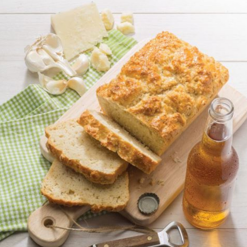 Molly Garlic Parmesan Beer Bread Mix