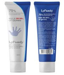 LyFamily Hand Sanitizer