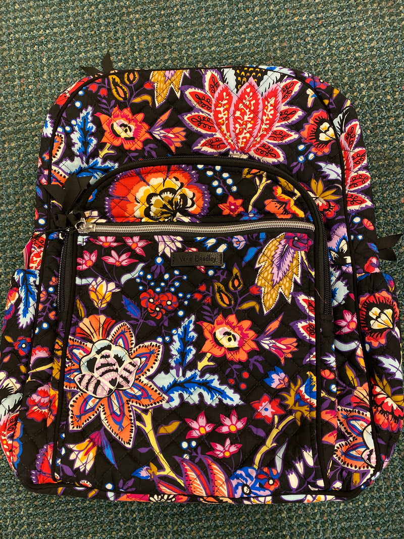 Vera Campus Backpack Foxwood