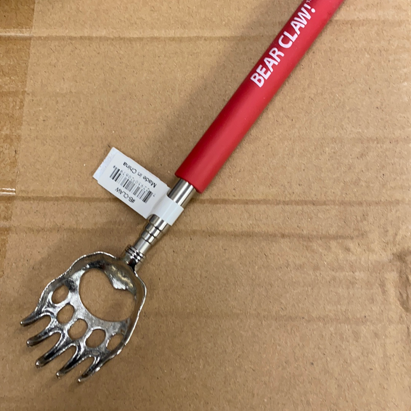 Bear Claw Back Scratcher Assorted