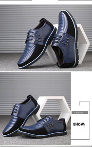 Genuine Leather Jacked Shoes - Real Deal Buddy