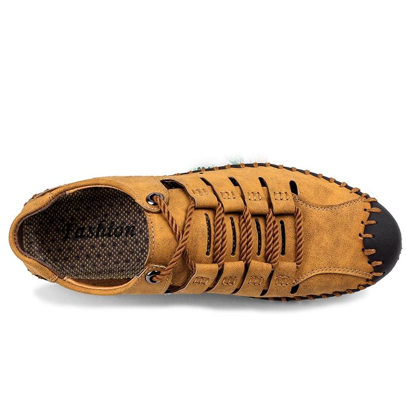 Wanderer Rocky Leather Shoes - Real Deal Buddy