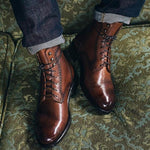 Men's Masorini  Classic Leather  Boots