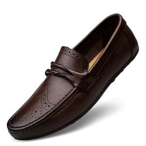 Genuine Leather Casual Men Loafers