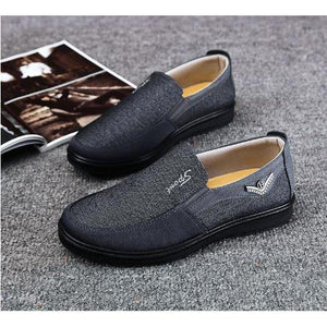 Walk Wear™ - Breathable Canvas Shoes
