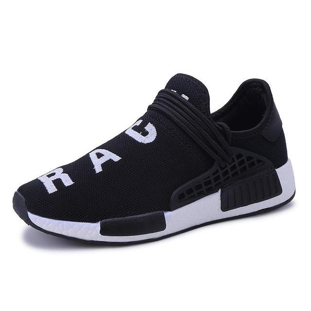 Unisex Breathable Athletic Sneakers - Real Deal Buddy