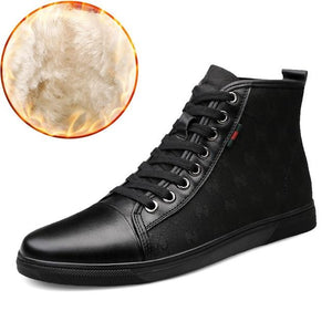 Revive Genuine Leather Casual Sneaker Shoes - Real Deal Buddy