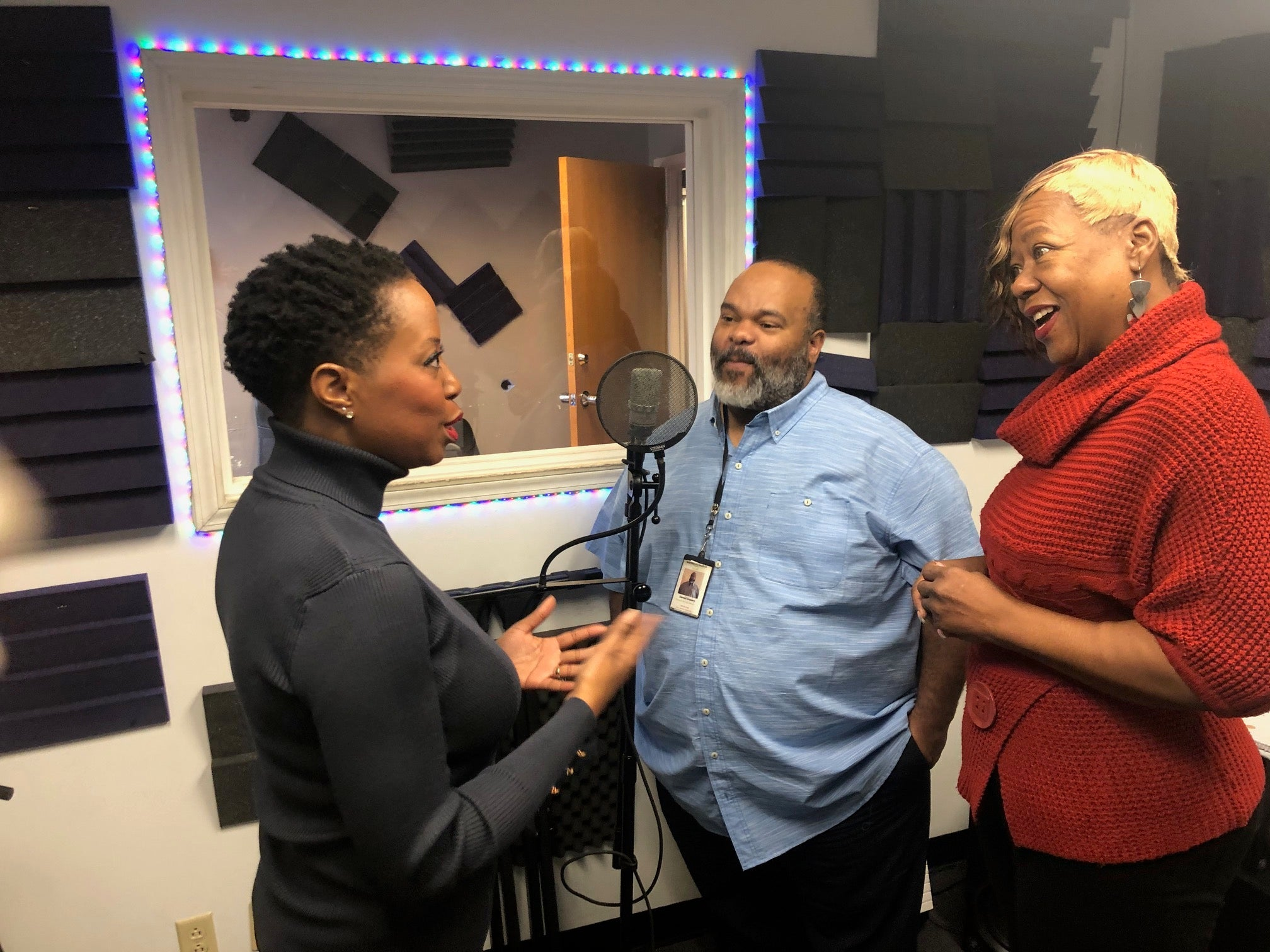 Interview with Darnell Drewery & Val Dixon - The Center for Victims