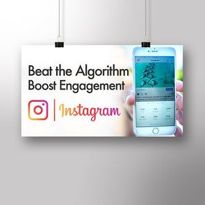 Tips for the new Instagram Algorithm (FREE)