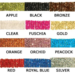 Sequin & Seed Bead Trim