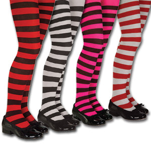 Stripe Tights (Child)