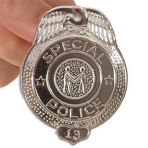 Special Police Badge