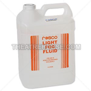 Light Fog Fluid: 4 L