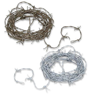 Barbed Wire Garland