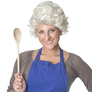 Sassy Cook Wig