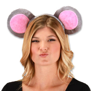Large Mouse Ears & Tail
