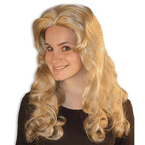 Luxurious Showgirl Wig