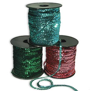 One Row Cup Sequin (6mm)