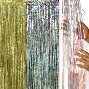 Holographic Curtains