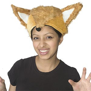Furry Fox Hat