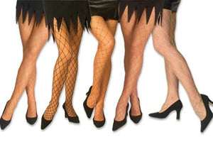 Diamond Net  Hosiery