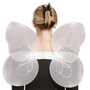 Sheer Angel Wings (Child)