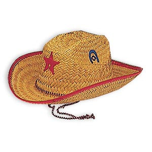 Sherrif Cowboy Hat (Child)