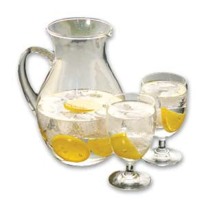 Water Pitcher Set