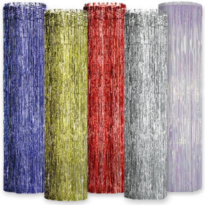 Metallic Fringe Column