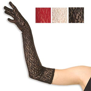 Lace Gloves:Shoulder