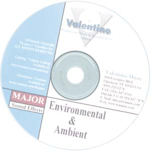 Sounds: Environmental & Ambient