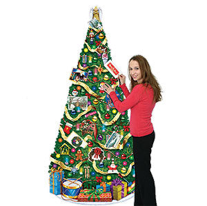 Christmas Tree Cutout