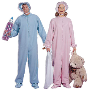 Pajamas and Bonnet Set