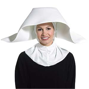 Flighty Nun Hat