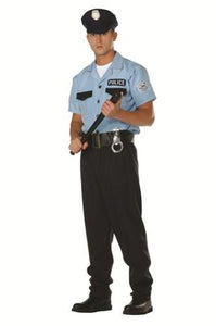 On Patrol Police Uniform: Cop