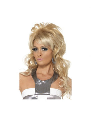 60's Beauty Queen Wig