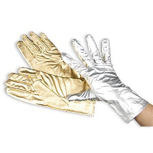 Lame' Gloves: Wrist