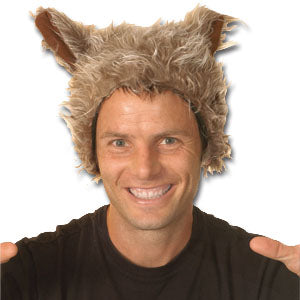 Furry Wolf Hat