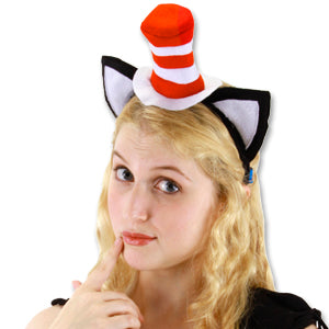 Cat In The Hat̫ Headband