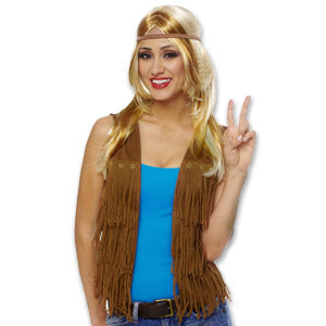 Fringe Ladies' Vest