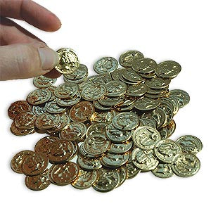 Sew on Coins