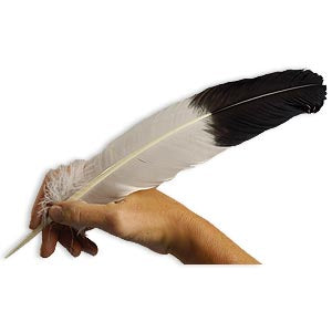 Imitation Eagle Quill