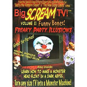 Big Scream TV DVD