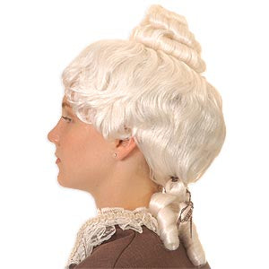 Colonial Lady Wig (Better)